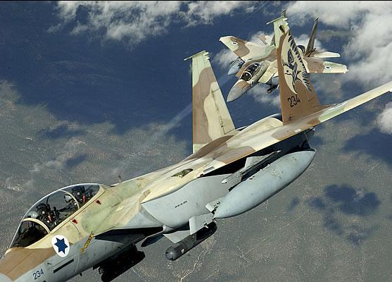 تسلیحات ارتش اسرائیل