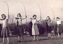 تیرادازی زنان