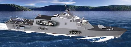 لیتورال(نسل جدید کشتی های جنگی آمریکا)
