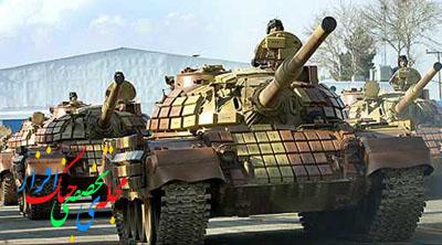 تانک تی 72